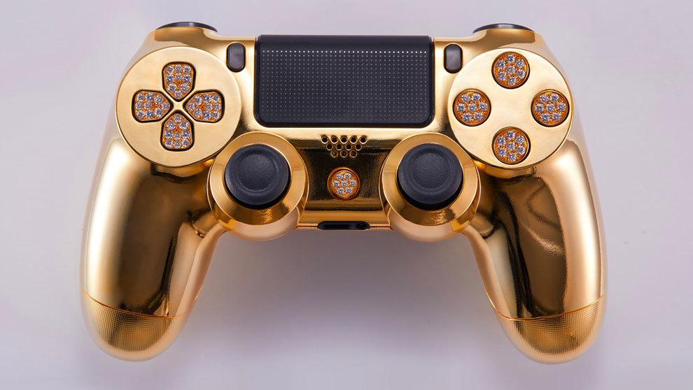 El mando inalámbrico definitivo para jugar a la PlayStation 4 que...