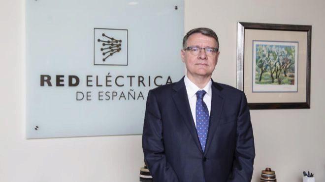Jordi Sevilla, presidente de REE.