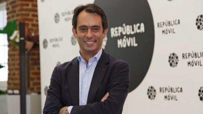 Carlos Vecino, consejero delegado de República Móvil.