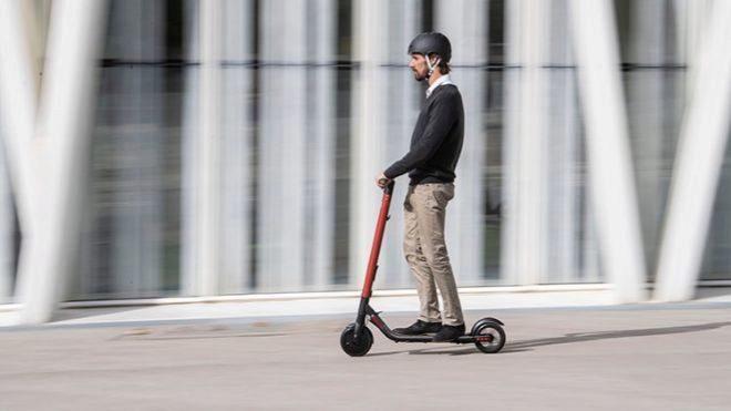 SEAT eXS, nuevo patinete con tecnología Segway por 599 euros