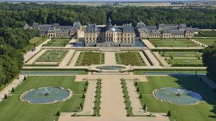 Château de Vaux-le-Vicomte, el palacio privado más grande de Francia...