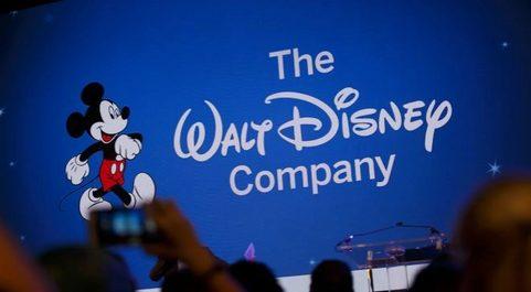Logotipo de Walt Disney.