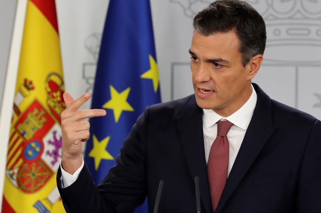 El Ejecutivo presidido por Pedro Sánchez contradecía la resolución...