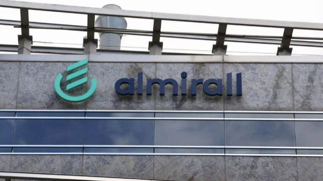 Sede de Almirall en Barcelona.