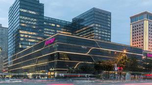 Se trata del centro comercial más lujoso de China, emplazado en...