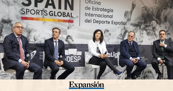 Spain sports global una agencia para potenciar la marca for Agencia turismo madrid