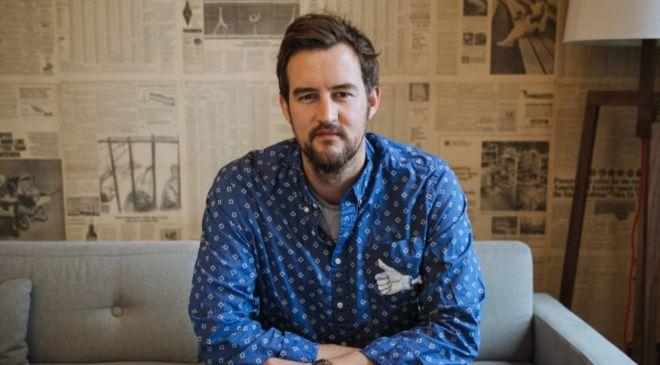 Miguel Mckelvey, cofundador de WeWork.