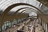 Esta pinacoteca parisina  se encuentra en el antiguo edificio de la...