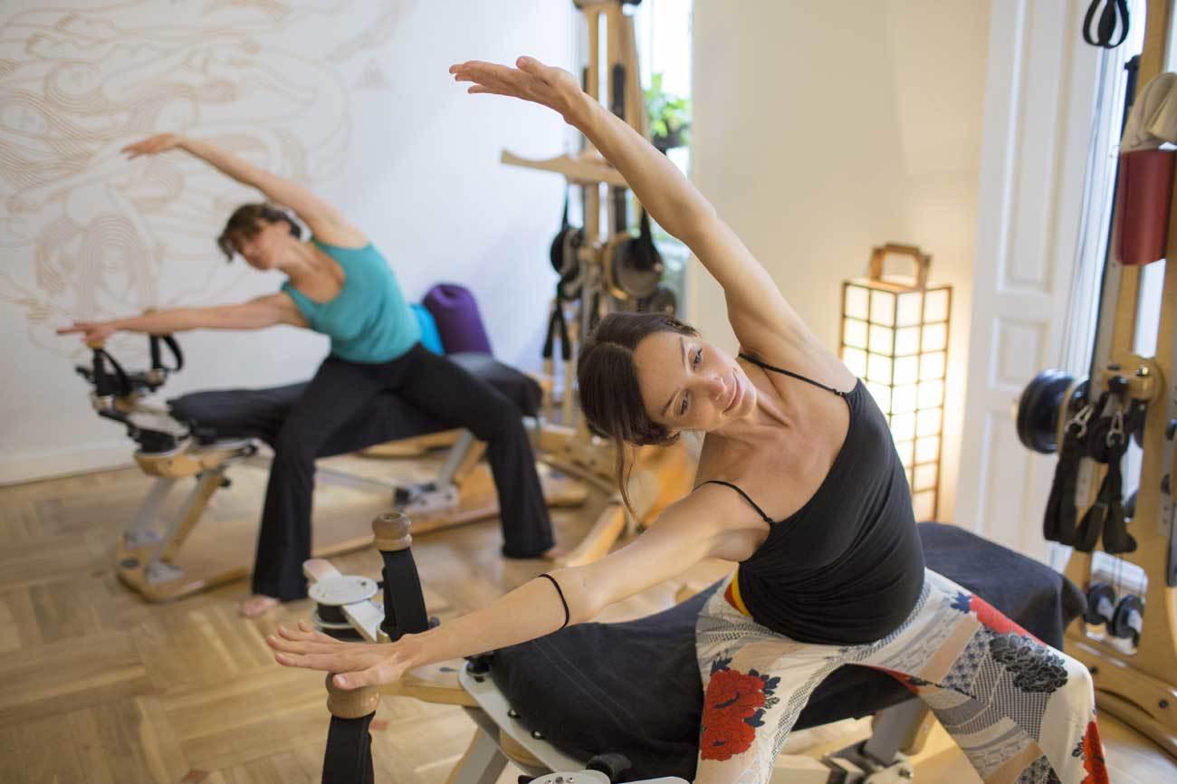 Cóctel de danza, yoga, natación y gimnasia deportiva, este método...