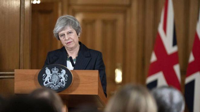 Theresa May: