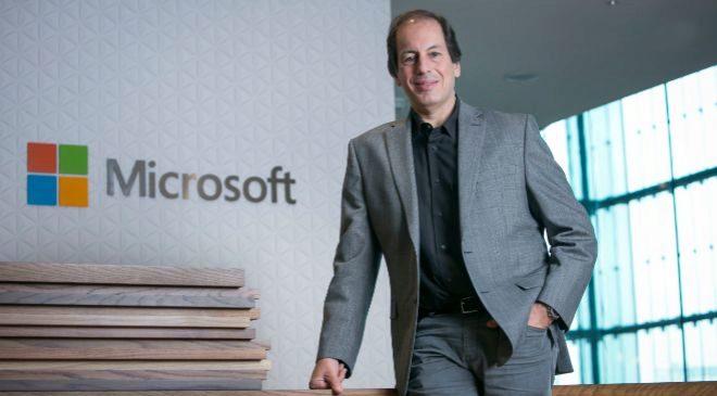 Axel Steinman, vicepresidente de Bing Ads en Microsoft, empresa en la...