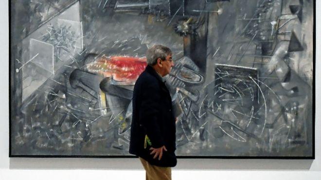 Museo muestra a inmigrantes que hicieron de París capital del arte