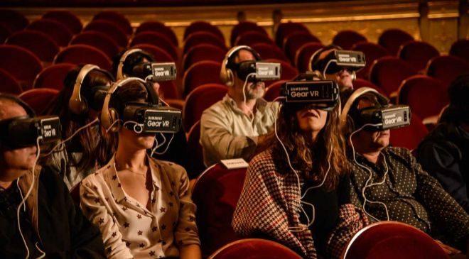 Realidad Virtual de Samsung en el Teatro Real