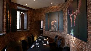 El restaurante Corral de la Morería cuenta con una capacidad para...