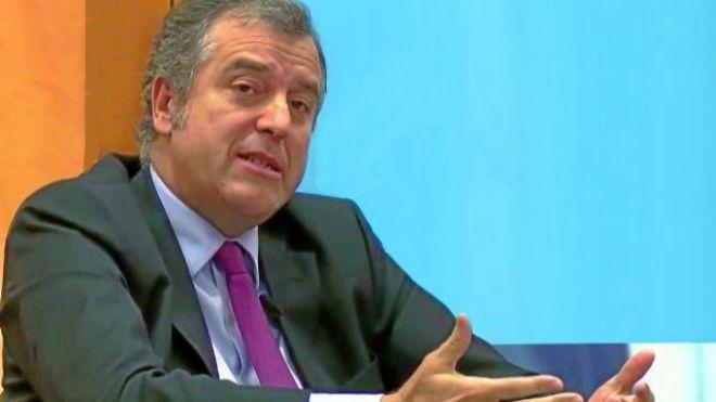 Rafael Martín, consejero delegado de Elecnor.