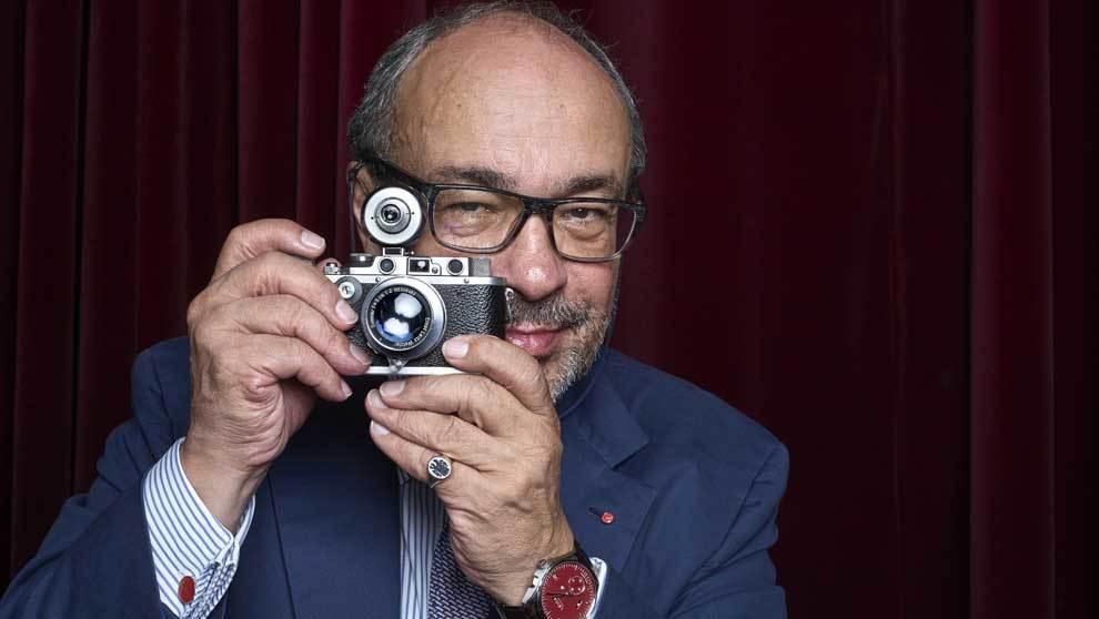 acddc23afa1b Andreas Kaufmann  el hombre que salvó Leica