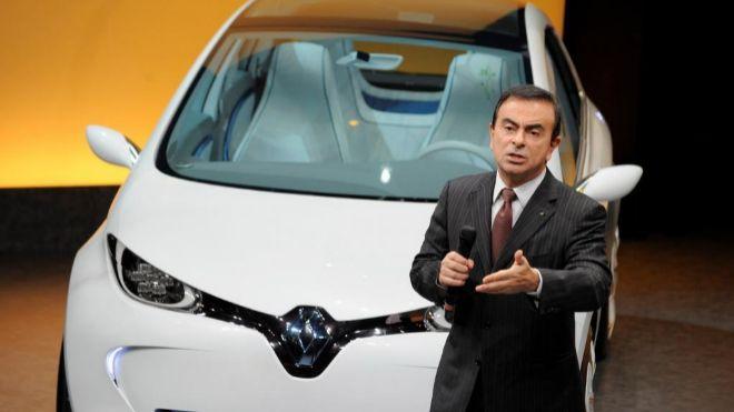 Mitsubishi destituye a Carlos Ghosn como presidente