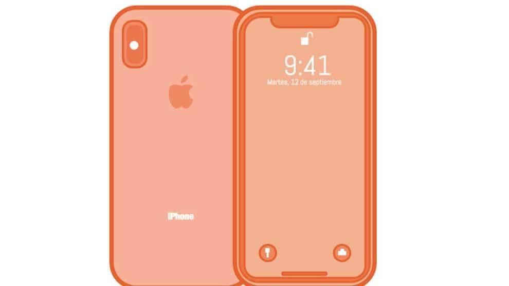 Entre los regalos de empresa se puede encontrar un smartphone.