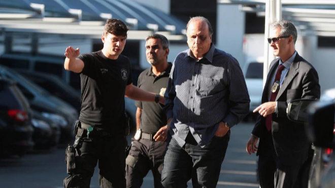 Lava Jato: Arrestan al gobernador de Río de Janeiro