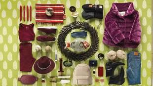 Prendas de ropa y complementos de mujer para regalar estas navidades.