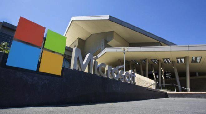 Sede central de Microsoft en Redmond (Seattle).