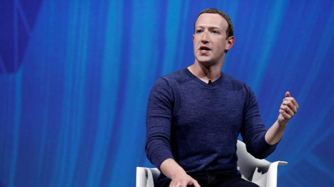 Mark Zuckerberg, primer ejecutivo y CEO de Facebook.