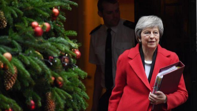 Theresa May es acusada de engañar al Parlamento con aspectos del Brexit