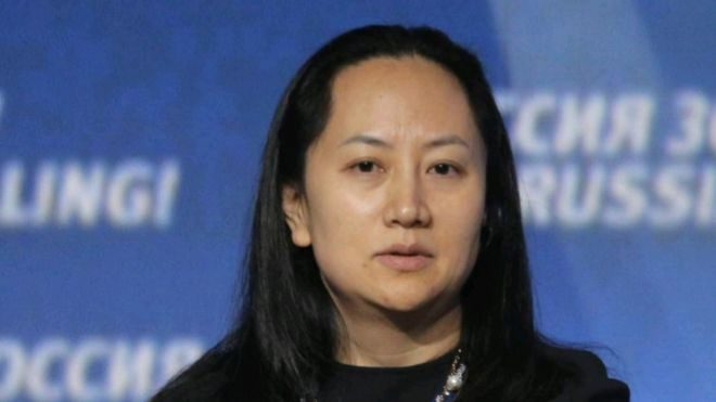 China protesta por la detención de la directora financiera de Huawei