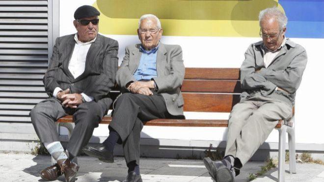Resultado de imagen de ancianos