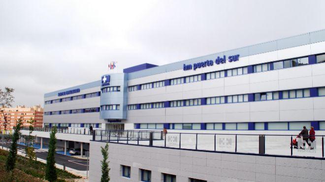 Hospital HM Puerta del Sur.