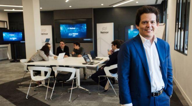 Lucas Galán, Director de Producto e Innovación de Neinor Homes.
