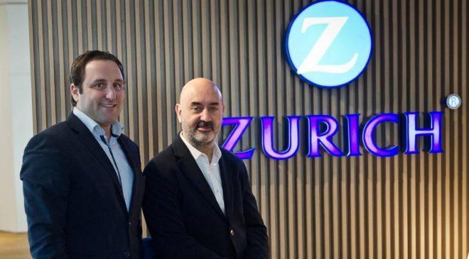 Stefano de Liguoro, director de Transformacion digital de Zurich y...