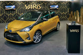 Toyota Yaris Y20 Limited Edition number 0.