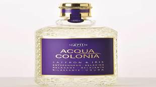 Azafrán&Iris Eau de Cologne Splash & Spray. Los aceites esenciales de...