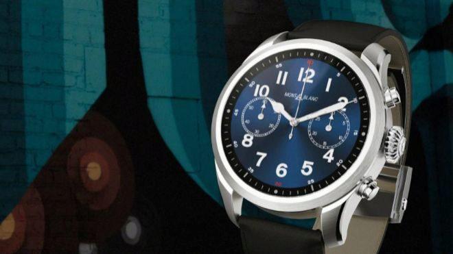 f2e603b216b6 El Montblanc Summit 2 combina el diseño con la tecnología en 9 modelos  diferentes. Su precio desde 985 euros.