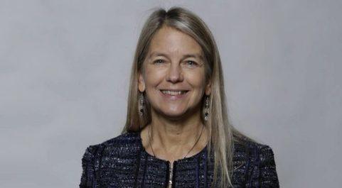 Dana Newman, vicepresidenta de la NASA entre 2015 y 2017