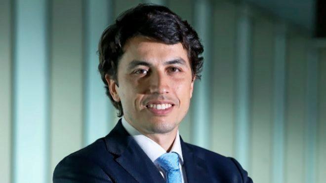 Alberto Martín Rodríguez, CEO del aeropuerto de Luton (Londres).