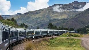 El Belmond Andean Explorer, el primer tren de lujo de América del...