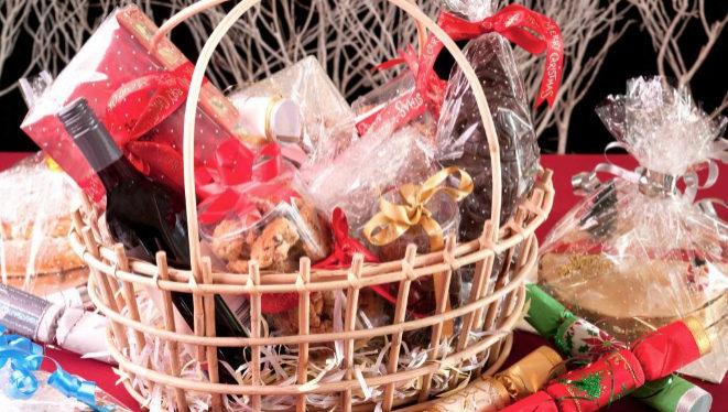 No se puede cambiar una cesta de Navidad por vacaciones