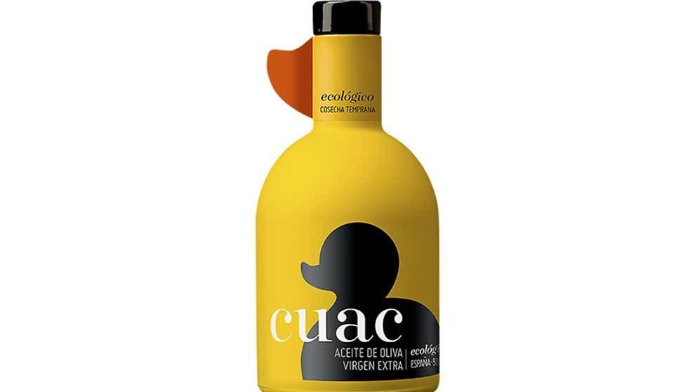 El aceite Cuac cuenta con Denominación de Origen Protegida de la...
