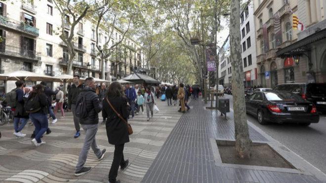 Los Mossos tienen un aviso de una posible amenaza terrorista en Barcelona