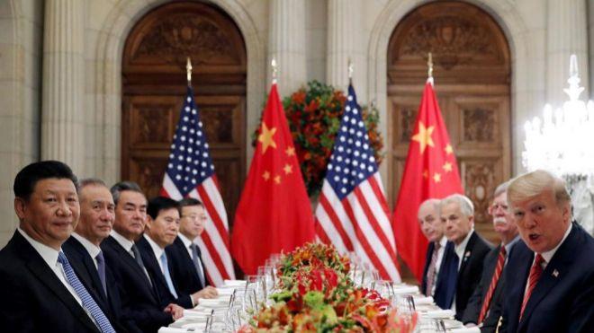 Xi aboga por rápido acuerdo con EEUU en conversación telefónica con Trump