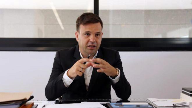 José Elías, máximo accionista de Audax Renovables y Audax Energía.