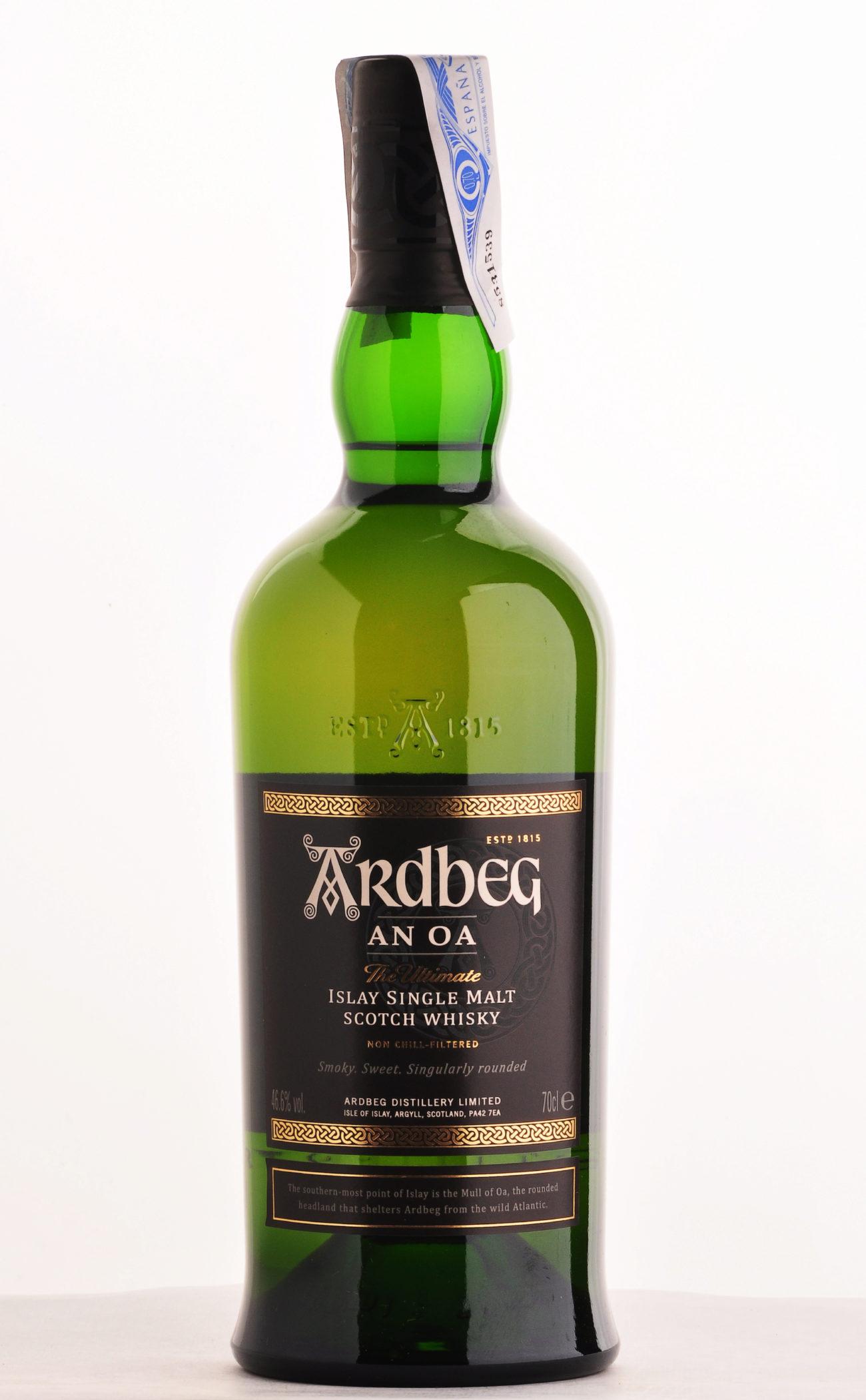 El primer lanzamiento de Ardbeg en 10 años rinde culto al Mull of Oa,...