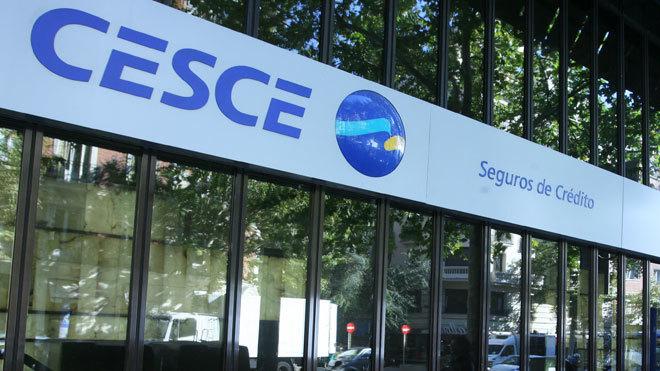 Sede del Cesce en Madrid.