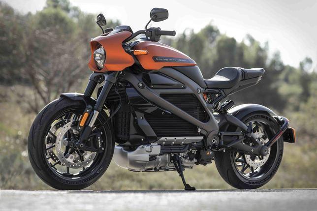 LiveWire, la nueva dimensión eléctrica de Harley-Davidson