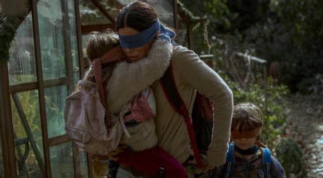 Fotograma de la película 'A ciegas', protagonizada por...