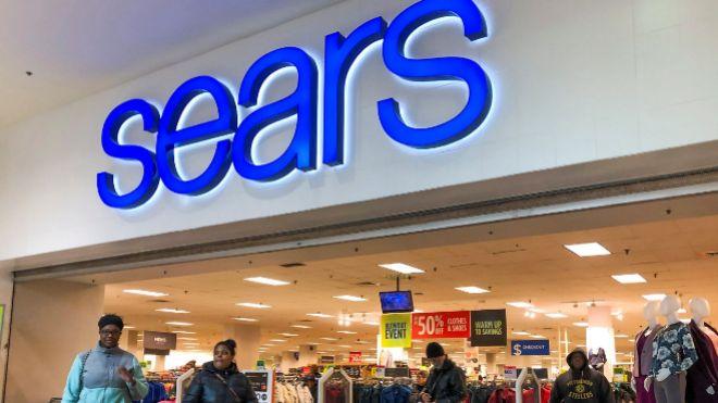 Sears acepta oferta de compra para evadir liquidación