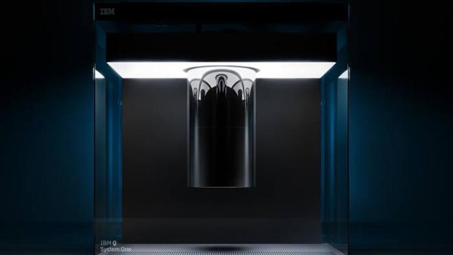 IBM Q System One ha sido presentado en la feria CES de Las Vegas.