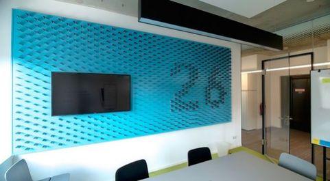 Oficina de N26 en Berlín.